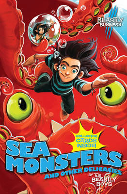 Sea Monsters and Other Delicacies (BOK)