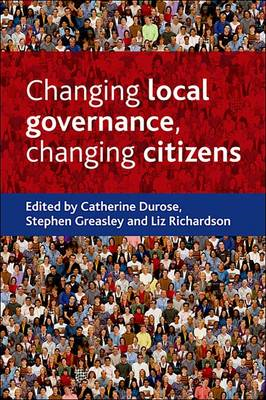 Changing Local Governance, Changing Citizens (BOK)