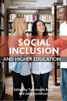 Social Inclusion and Higher Education (BOK)