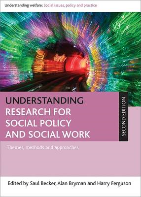 Understanding Research for Social Policy and Social Work (BOK)