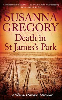 Death in St James's Park: Chaloner's Eighth Exploit in Restoration London (BOK)