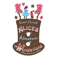 Alice's Adventures in Wonderland, and Through the Looking Gl (BOK)