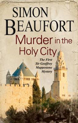 Murder in the Holy City (BOK)