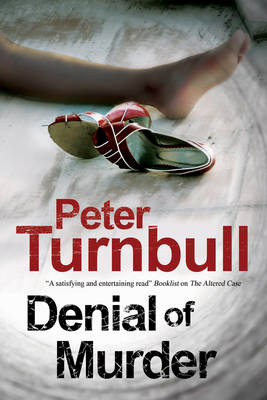 Denial of Murder: A Harry Vicary Police Procedural (BOK)