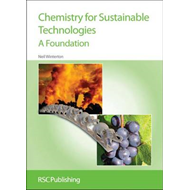 Chemistry for Sustainable Technologies (BOK)