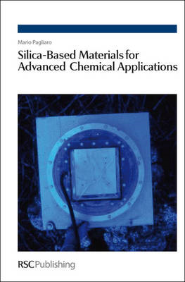 Silica-Based Materials for Advanced Chemical Applications (BOK)