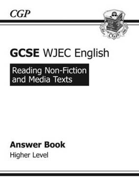 GCSE English WJEC Reading Non-fiction Texts Answers (for Workbook) Higher (BOK)