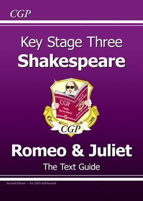 KS3 English Shakespeare Text Guide - Romeo and Juliet (BOK)