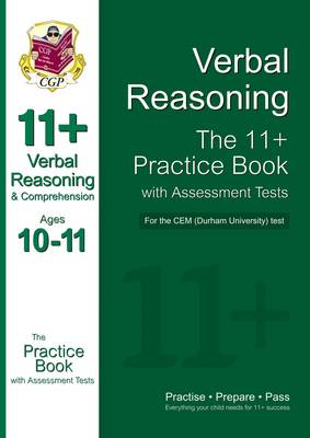 11+ Verbal Reasoning Practice Book with Assessment Tests (Ag (BOK)