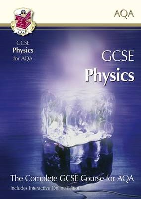 GCSE Physics for AQA: Student Book with Interactive Online E (BOK)