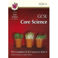 GCSE Core Science for AQA: Student Book with Interactive Onl (BOK)