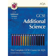 GCSE Additional Science for AQA - Student Book with Interact (BOK)