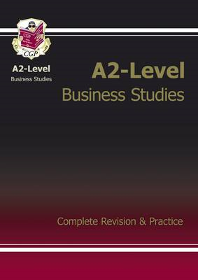 A2-Level Business Studies Complete Revision & Practice (BOK)
