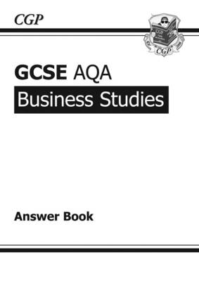 GCSE Business Studies AQA Answers (for Workbook) (A*-G Cours (BOK)