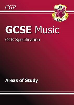 GCSE Music OCR Areas of Study Revision Guide (A*-G Course) (BOK)
