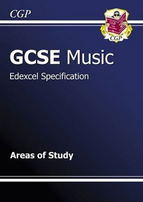 GCSE Music Edexcel Areas of Study Revision Guide (A*-G Cours (BOK)