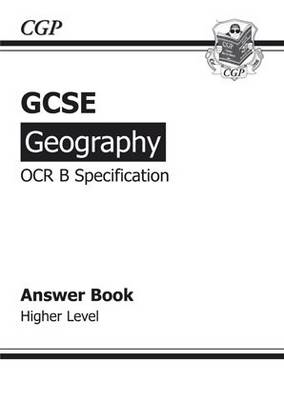 GCSE Geography OCR B Answers (for Workbook) Higher (A*-G Cou (BOK)