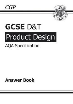 GCSE D&T Product Design AQA Exam Practice Answers (for Workb (BOK)