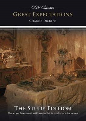 Great Expectations by Charles Dickens Study Edition (BOK)
