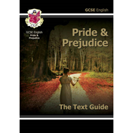 Grade 9-1 GCSE English Text Guide - Pride and Prejudice (BOK)