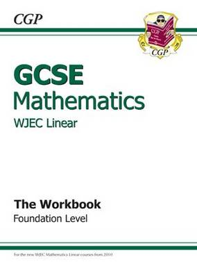 GCSE Maths WJEC Workbook (with Online Edition) - Foundation (BOK)