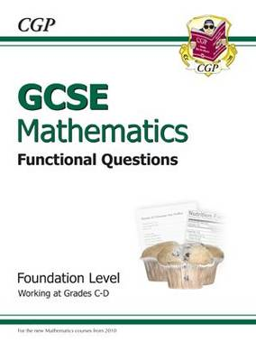 GCSE Maths Functional Question Book - Foundation (BOK)