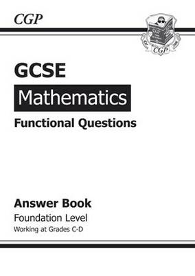 GCSE Maths Functional Answers (for Question Book) - Foundation (BOK)