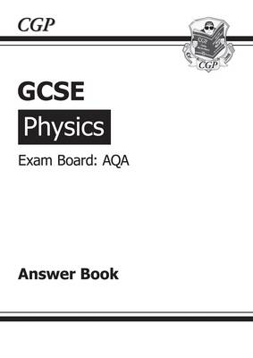 GCSE Physics AQA Answers (for Workbook) (A*-G Course) (BOK)