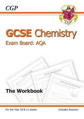 GCSE Chemistry AQA Workbook Incl Answers - Higher (A*-G Cour (BOK)