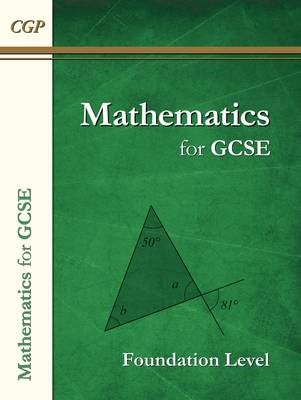 Maths for GCSE, Foundation Level (A*-G Resits) (BOK)