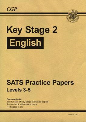 KS2 English SATs Practice Papers: Pack 1 (for the New Curric (BOK)