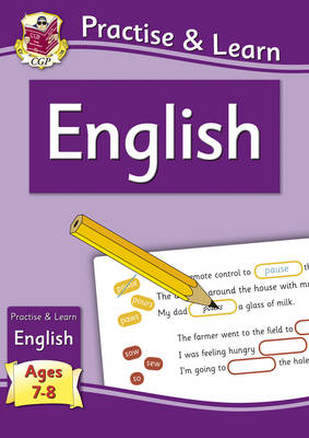 New Curriculum Practise & Learn: English for Ages 7-8 (BOK)