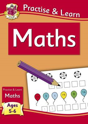 New Curriculum Practise & Learn: Maths for Ages 5-6 (BOK)