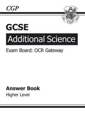 GCSE Additional Science OCR Gateway Answers (for Workbook) - (BOK)