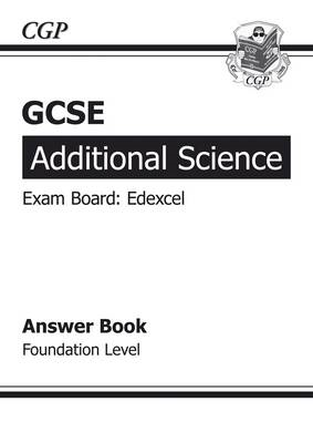 GCSE Additional Science Edexcel Answers (for Workbook) - Fou (BOK)