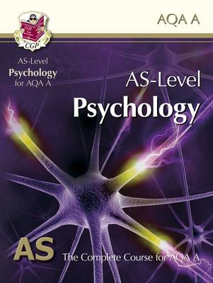 AS Level Psychology for AQA A: Student Book (BOK)