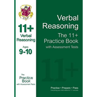 11+ Verbal Reasoning Practice Book with Assessment Tests Age (BOK)