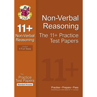 11+ Non-Verbal Reasoning Practice Papers: Standard Answers ( (BOK)
