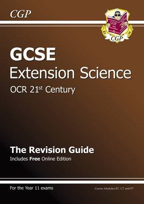 GCSE Further Additional (Extension) Science OCR 21st Century (BOK)