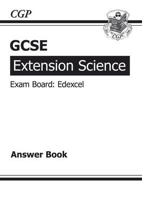 GCSE Further Additional (Extension) Science Edexcel Answers (BOK)