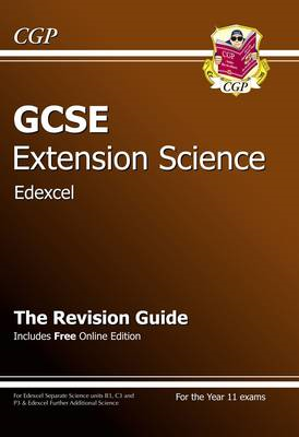 GCSE Further Additional (Extension) Science Edexcel Revision (BOK)