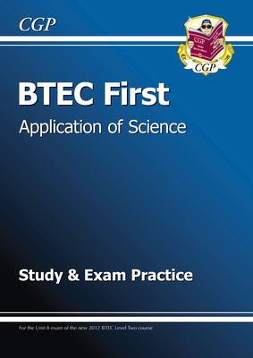 BTEC First in Application of Science - Study and Exam Practi (BOK)