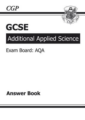 GCSE Additional Applied Science AQA Answers (for Workbook) (BOK)