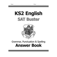KS2 English SAT Buster Book 1 Answers - Grammar, Punctuation (BOK)