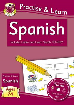 Practise & learn activity books with vocab CD-Rom (BOK)