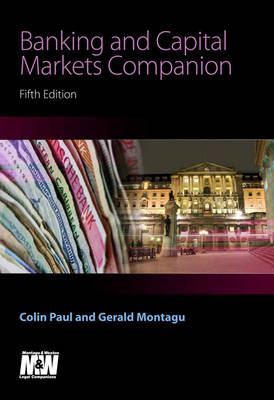 Banking and Capital Markets Companion (BOK)
