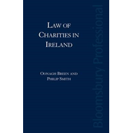 Law of Charities in Ireland (BOK)
