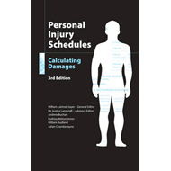 Personal Injury Schedules: Calculating Damages (BOK)