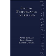 Specific Performance in Ireland (BOK)