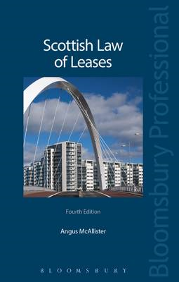 Scottish Law of Leases (BOK)